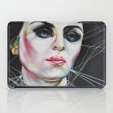 Glassy eyes iPad Case