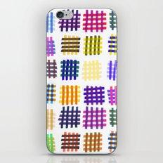 Marker Hash iPhone & iPod Skin