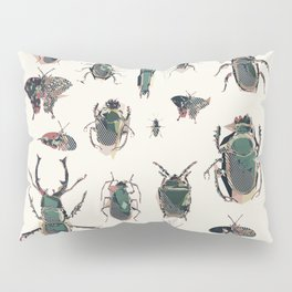 Collection of Insects Pillow Sham