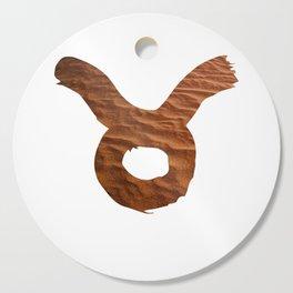 Taurus. The horoscope sign Cutting Board
