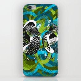 Mandarins in LOVE - Animals Serie iPhone Skin