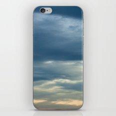 Deep Cerulean Sky iPhone & iPod Skin