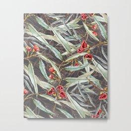 Nature Garden Metal Print