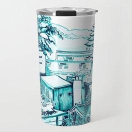 Samcheong dong  Travel Mug