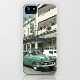 Havana Pontiac iPhone Case
