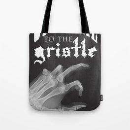 Official tothe Gristle-E Tote Bag
