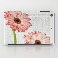 writing iPad Cases featuring Old Writing by Susann Mielke