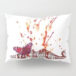 Bloody Lips Pillow Sham