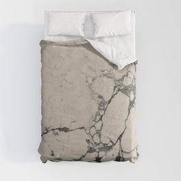 Nude Marble Comforters