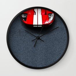 Classic Ford GT40 Wall Clock
