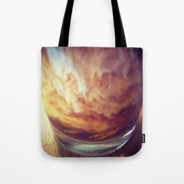 Coffee with Cream Tote Bag
