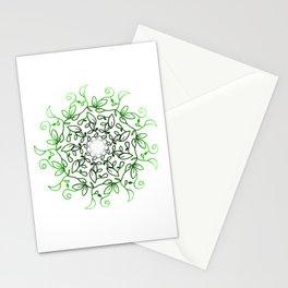 Leafy Greens Stationery Cards