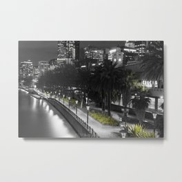 Travel: Flinders St Station Metal Print