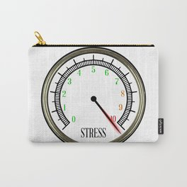 Stress Meter Carry-All Pouch