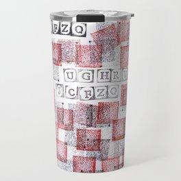 AJCKY F Travel Mug