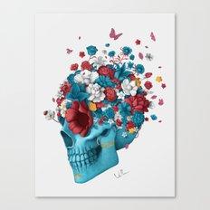 Skull Life Canvas Print