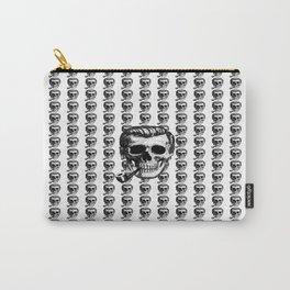Bob Dobbs Skull Blotter Carry-All Pouch