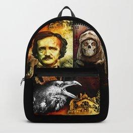 Edgar Allan Poe Backpack