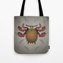 Bio-Recursion Tote Bag