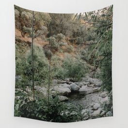 river view Wall Tapestry