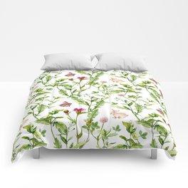 Easter Bunny Garden Comforters