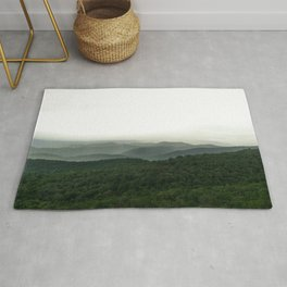 Green Mountain Majesties Rug