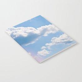 Sunny Rainbow Sky Dream Notebook