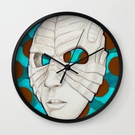 +K5 Trilobite Wall Clock