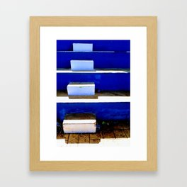 Going Up Framed Art Print