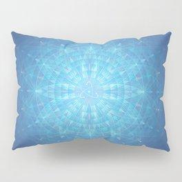 Enigma. Sacred geometry Pillow Sham