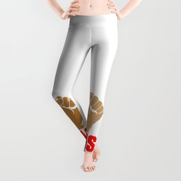 They Cant Deport All Of US Leggings