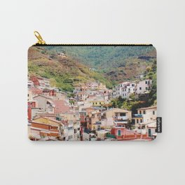 Riomaggiore, La Spezia. Carry-All Pouch