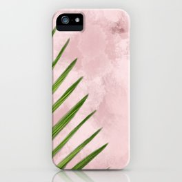Palm Spring iPhone Case