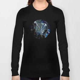 Metallic Ocean III Long Sleeve T-shirt