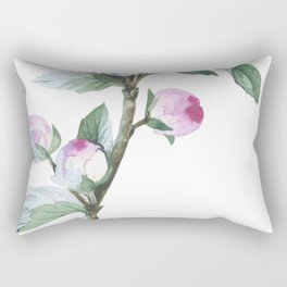 Apple Blossom 02 Rectangular Pillow