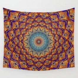 Manda Pattern Wall Tapestry