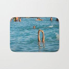 Summer Games Bath Mat