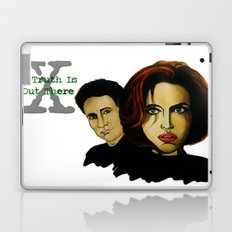 X-files 2 Laptop & iPad Skin
