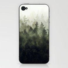 The Heart Of My Heart // Green Mountain Edit iPhone & iPod Skin