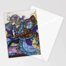 The Medicine Seller Stationery Cards