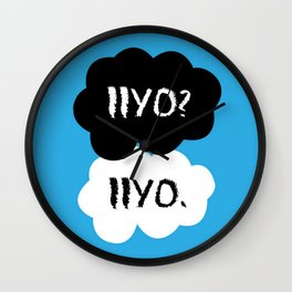 Iiyo  Wall Clock