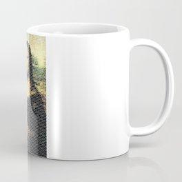 Mona Lisa - Leonardo Da Vinci. Coffee Mug
