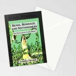 Being, Bondage, and Nothingness Stationery Cards