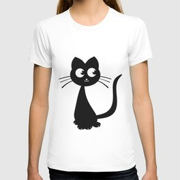 Kitty Kuro T-shirt