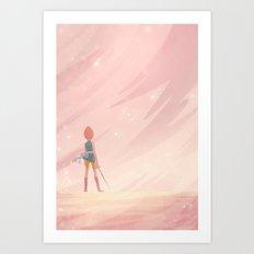 Do it for Her Art Print