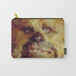 Chewbacca Starwars Character Illustration Carry-All Pouch
