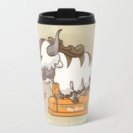 Ride The Sky Bison  Travel Mug