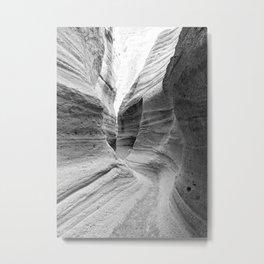 Slot Canyon Metal Print