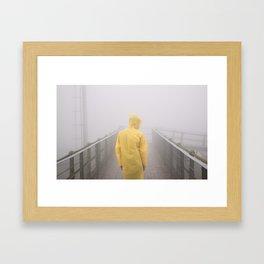 I Summon You Framed Art Print