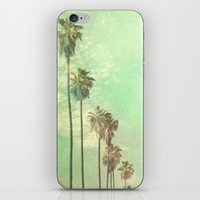 la iPhone & iPod Skins featuring Los Angeles. La La Land photograph by Myan Soffia